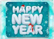 eKartki Nowy Rok Mroźny Nowy Rok,