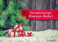 eKartki Nowy Rok Szczê¶liwego Nowego Roku,