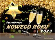 eKartki Nowy Rok Szczęśliwy Rok 2020,