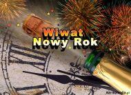 eKartki elektroniczne z tagiem: Darmowa kartka na Nowy Rok Wiwat Nowy Rok!,