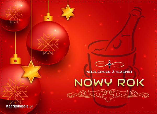 Najlepsze noworoczne życzenia