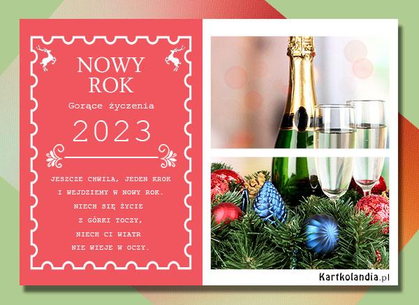 Pysznego szampana w 2019