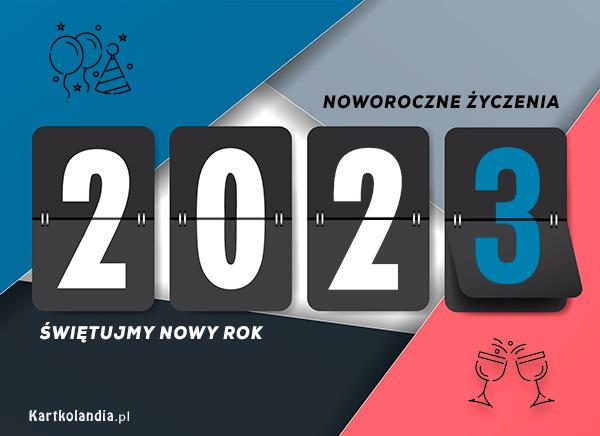 Świętujmy Nowy Rok 2020