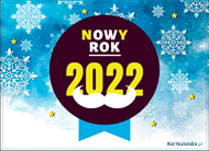 eKartki elektroniczne z tagiem: Darmowa ekartka na Nowy Rok Nowy Rok 2018,