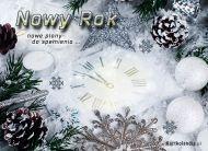 eKartki Nowy Rok Nowy Rok - Nowe plany,