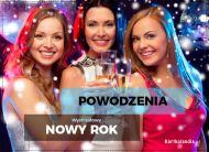 eKartki elektroniczne z tagiem: Darmowa ekartka na Nowy Rok Powodzenia w Nowym Roku,