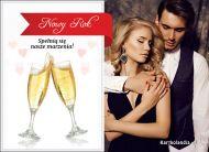 eKartki elektroniczne z tagiem: Darmowa kartka noworoczna Spełnią się nasze marzenia,