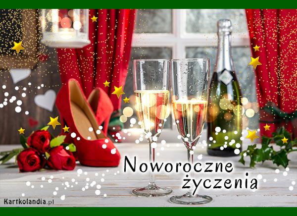 Noworoczne życzenia dla Ciebie