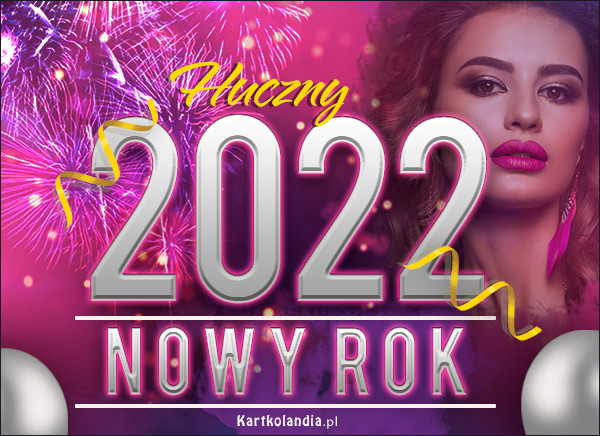 eKartki Nowy Rok Obchodzimy hucznie Nowy Rok 2021,
