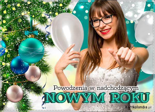 Powodzenia w Nowym Roku