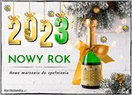 eKartki elektroniczne z tagiem: Kartka Nowy Rok Nowe marzenia do spełnienia w 2020 Roku,