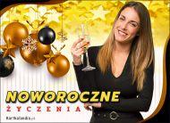 eKartki elektroniczne z tagiem: Kartka Nowy Rok Noworoczna kartka,