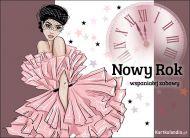 eKartki Nowy Rok Noworoczne szczęśliwe chwile...,