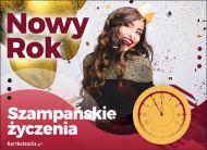 eKartki Nowy Rok Nowy Rok - Szampańskie Życzenia,