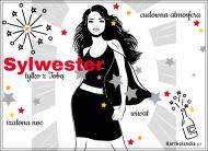 eKartki Nowy Rok Sylwester tylko z Tobą!,