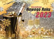 eKartki Nowy Rok Szczodrego Nowego Roku 2021,
