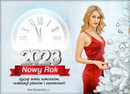 eKartki elektroniczne z tagiem: Kartka Nowy Rok Wielu sukcesów w 2020 Roku,