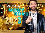 eKartki Nowy Rok Witaj Nowy Roku 2021,