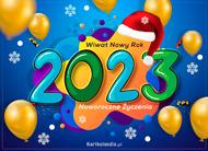eKartki Nowy Rok Żyj kolorowo w 2021 roku,