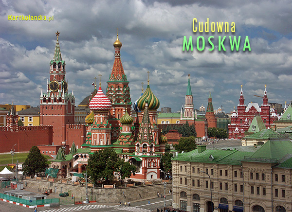 Cudowna Moskwa