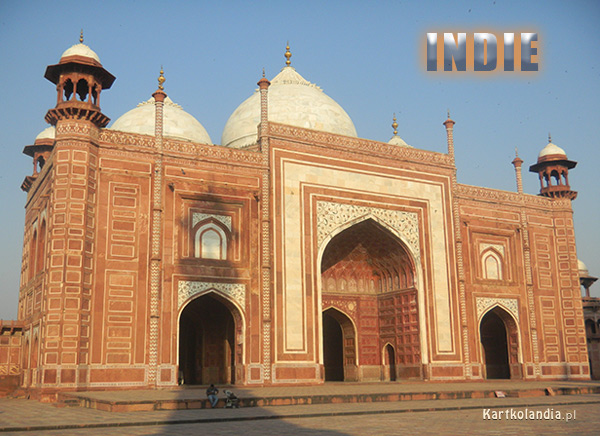 e-kartka z Indii
