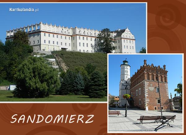 e-Kartka z Sandomierza