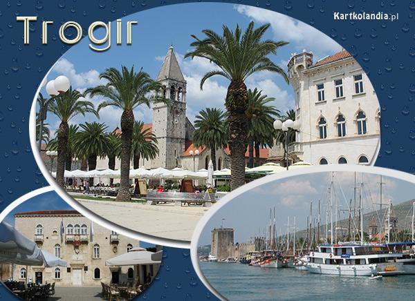 e-Kartka z Trogiru