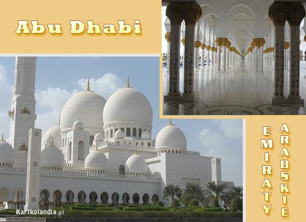 Emiraty Arabskie, Abu Dhabi
