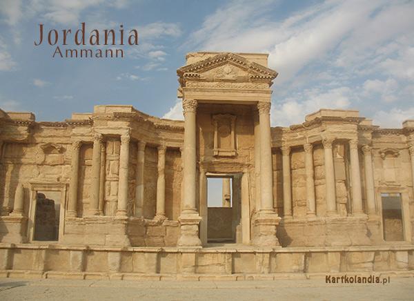 Jordania, Ammann