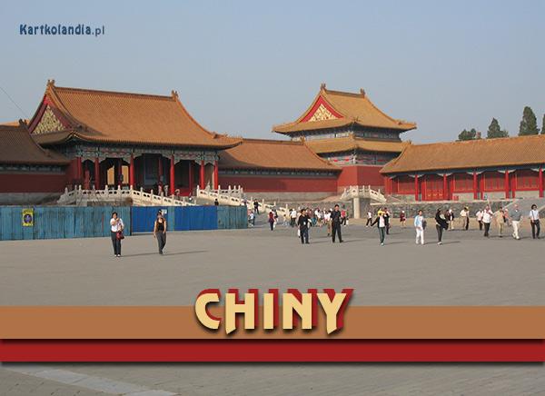 Kartka z Chin