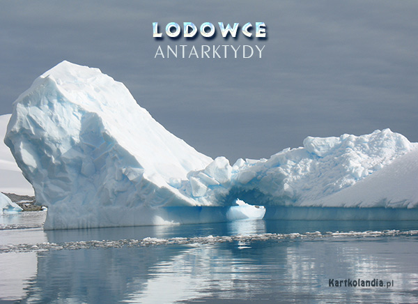 Lodowce Antarktydy