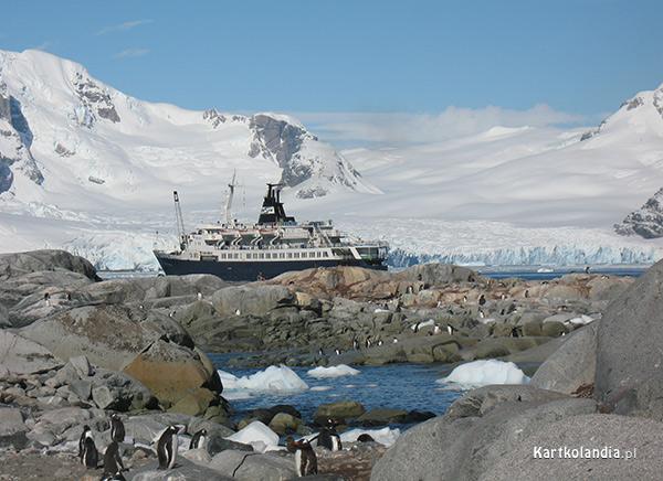 Na Antarktydzie