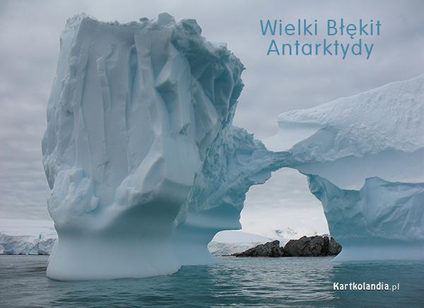 Wielki B³êkit Antarktydy