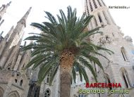 eKartki Pañstwa, Miasta Barcelona, Sagrada Familia,