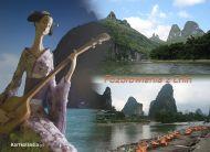eKartki elektroniczne z tagiem: e-Kartki Pañstwa Miasta Chiny, Rzeka Jangcy,