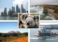 eKartki elektroniczne z tagiem: e-Kartki Pañstwa Miasta e-Kartka z Australii,