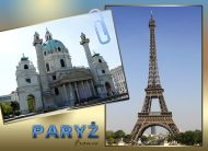 eKartki Państwa, Miasta e-Kartka z Paryża,