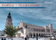 eKartki Pañstwa, Miasta Kraków - Pozdrowienia,