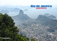 eKartki Pañstwa, Miasta Rio de Janeiro,