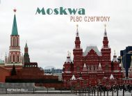 eKartki Pañstwa, Miasta Moskwa, Plac Czerwony,