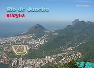 eKartki Pañstwa, Miasta Brazylia, Rio de Janeiro,