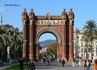 eKartki Państwa, Miasta Pozdrowienia z Barcelony,