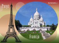 eKartki Państwa, Miasta Pozdrowienia z Paryża,