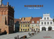 eKartki Państwa, Miasta Sandomierz, Stare Miasto,