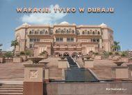 eKartki Pañstwa, Miasta Wakacje w Dubaju,