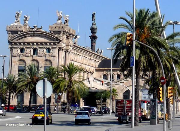 eKartki Państwa, Miasta Urocza Barcelona,