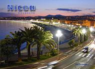 eKartki Państwa, Miasta Francja - Nicea,