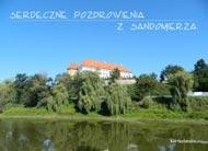 eKartki elektroniczne z tagiem: Kartki elektroniczne Pozdrowienia z Sandomierza,