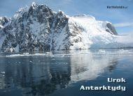 eKartki Państwa, Miasta Urok Antarktydy,
