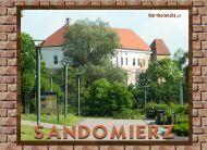 eKartki Państwa, Miasta Zamek w Sandomierzu,